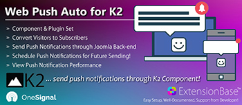 K2 - Push Notifications